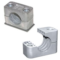 Aluminum Series Pipe Clamp