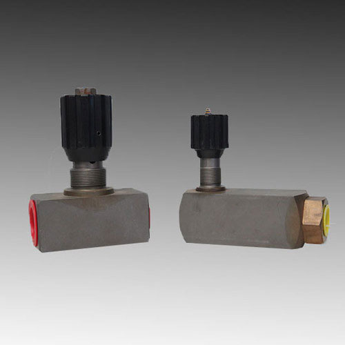 High Pressure In Line Flow Control Valves